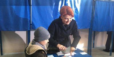 Alegeri parlamentare 2016. Lia Olguta Vasilesc: