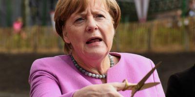 Alta infrangere usturatoare a lui Martin Schulz in fata Angelei Merkel