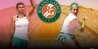 LIVETEXT ora 16.00: Meci pentru istorie! Simona Halep vs Jelena Ostapenko, in finala turneului de la Roland Garros