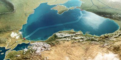 INFOGRAFIE Putin a inaugurat lucrarile de constructie a gazoductului TurkStream