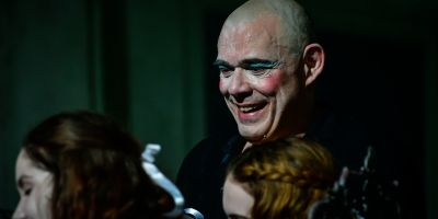 Profesorul si actorul Miklos Bacs: