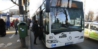 Bucurestenii nu mai primesc autobuze noi. Nicio oferta nu a fost depusa la licitatia Primariei Capitalei