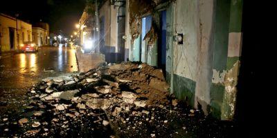 Bilantul seismului din Mexic a crescut la 61 de morti