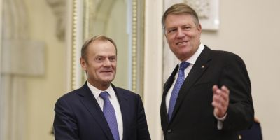 Presedintele Iohannis participa, joi si vineri, la Consiliul European