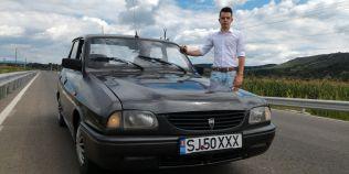 Romanul care-si porneste Dacia 1310 prin SMS. Inventatorul de doar 21 de ani a patentat recent si o cadelnita electronica