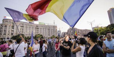 Protest fata de modificarea Codului Fiscal anuntata pentru miercuri in Piata Victoriei. Companiile, rugate sa le dea liber angajatilor prin rotatie