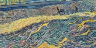 O panza semnata Vincent van Gogh a fost adjudecata la Christie's New York pentru suma de 81,3 milioane de dolari