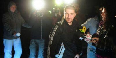 VIDEO Iustin Covei, fiul de judecator implicat in nenumarate scandaluri la Craiova, a fost eliberat conditionat din inchisoare dupa doar 2 ani