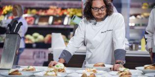 Chef Florin Dumitrescu a dezvaluit dieta prin care a slabit 10 kilograme intr-o luna: