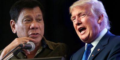 Trump, dat de gol de filipinezi. Cum ii dezvaluie presedintele american lui Duterte ca are submarine nucleare in apele Peninsulei Coreene