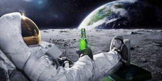 Budweiser a facut public un proiect de a fabrica bere in spatiu