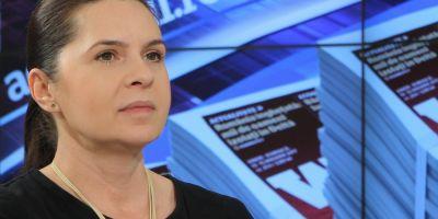 Adriana Saftoiu (PNL), sageti catre USR: Ne achizitionam telefoane cu baterii rezistente, facem poze, imprumutam un megafon si lasam doar PSD sa voteze