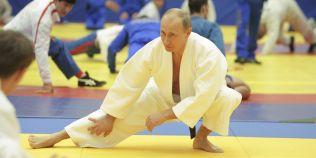 Vladimir Putin a facut cascadorie in filme, in studentie