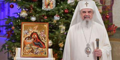 VIDEO Patriarhul Daniel, in mesajul de Craciun: