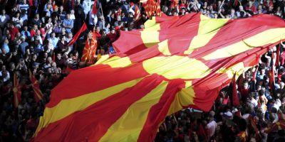 Pentru a intra in NATO, Macedonia renunta la pretentia ca e singura mostenitoare a lui Alexandru cel Mare