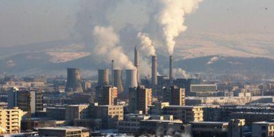 VIDEO Vulnerabilitatile unuia dintre cele mai poluate orase din Romania. Raportul oficial care indica exact sursele mizeriei