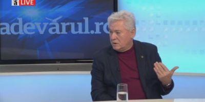 Adevarul Live. Liderul comunistilor din Moldova, Vladimir Voronin, despre propaganda rusa, unire, Igor Dodon si Traian Basescu