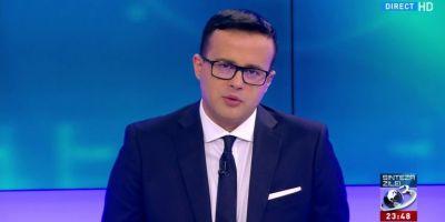 VIDEO Mihai Gadea, scos din minti in direct: