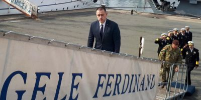 Mihai Fifor: Programul de inzestrare cu submarine este in analiza. Achizitia ar putea fi demarata dupa 2020. Care sunt optiunile