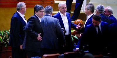 Cum il impiedica rivalii lui Dragnea din PSD pe seful formatiunii sa ia puterea absoluta in partid