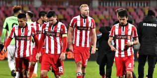 Dinamo se umple de penibil: Declaratii jenante date de presedintele clubului dupa esecul de la Astra