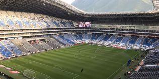 Cele mai frumoase stadioane din lume. Arena din Andorra ridicata intre munti ofera o priveliste care-ti taie rasuflarea