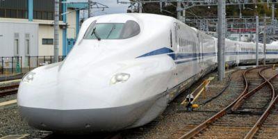 VIDEO Japonia isi prezinta noul tren de mare viteza