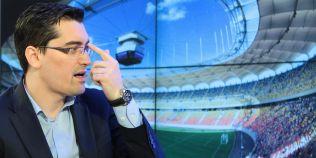 Burleanu, dezlantuit dupa implicarea lui Dragnea in alegerile FRF: Cum l-a luat peste picior si pe Lupescu