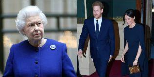 Regina Elisabeta, convinsa ca mariajul Printului Harry cu Meghan Markle va fi unul dezastruos