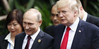 Casa Alba se pregateste pentru un posibil summit intre Donald Trump si Vladimir Putin