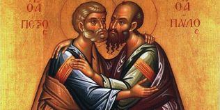 Cine au fost Petru si Pavel, personaje in cinstea carora crestinii postesc. Ocrotitorii sistemului penitenciar